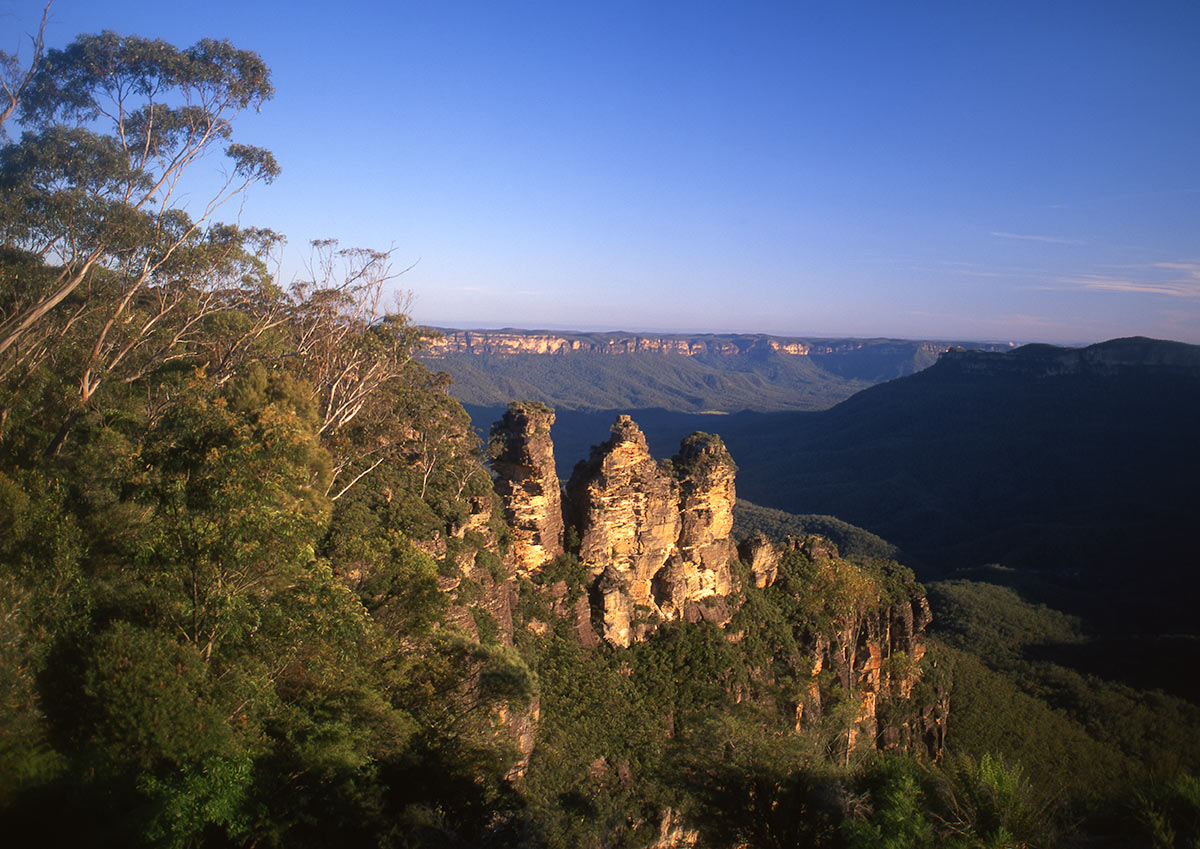 Prince Henry Cliff Walk - Blue Mountains National Park