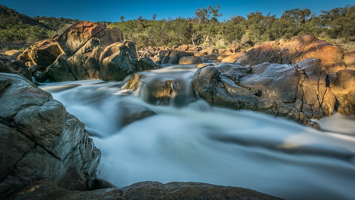 Bells Rapids Walk Trail - Hiking Perth