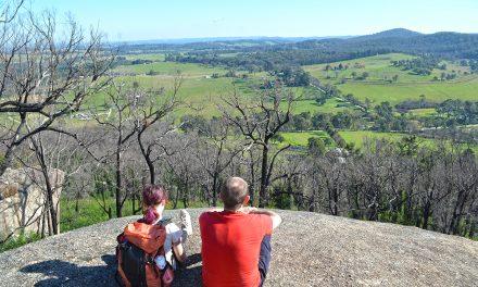 Mt Cannibal Walk (Garfield North, Victoria)