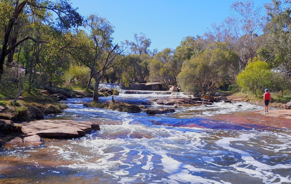 Noble Falls, Perth