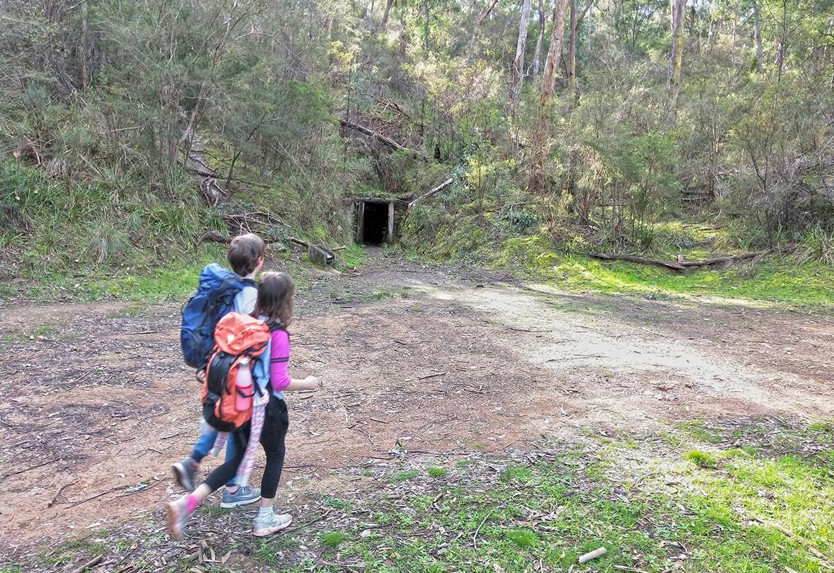 Gold Heritage Walk - Warrandyte - Victoria