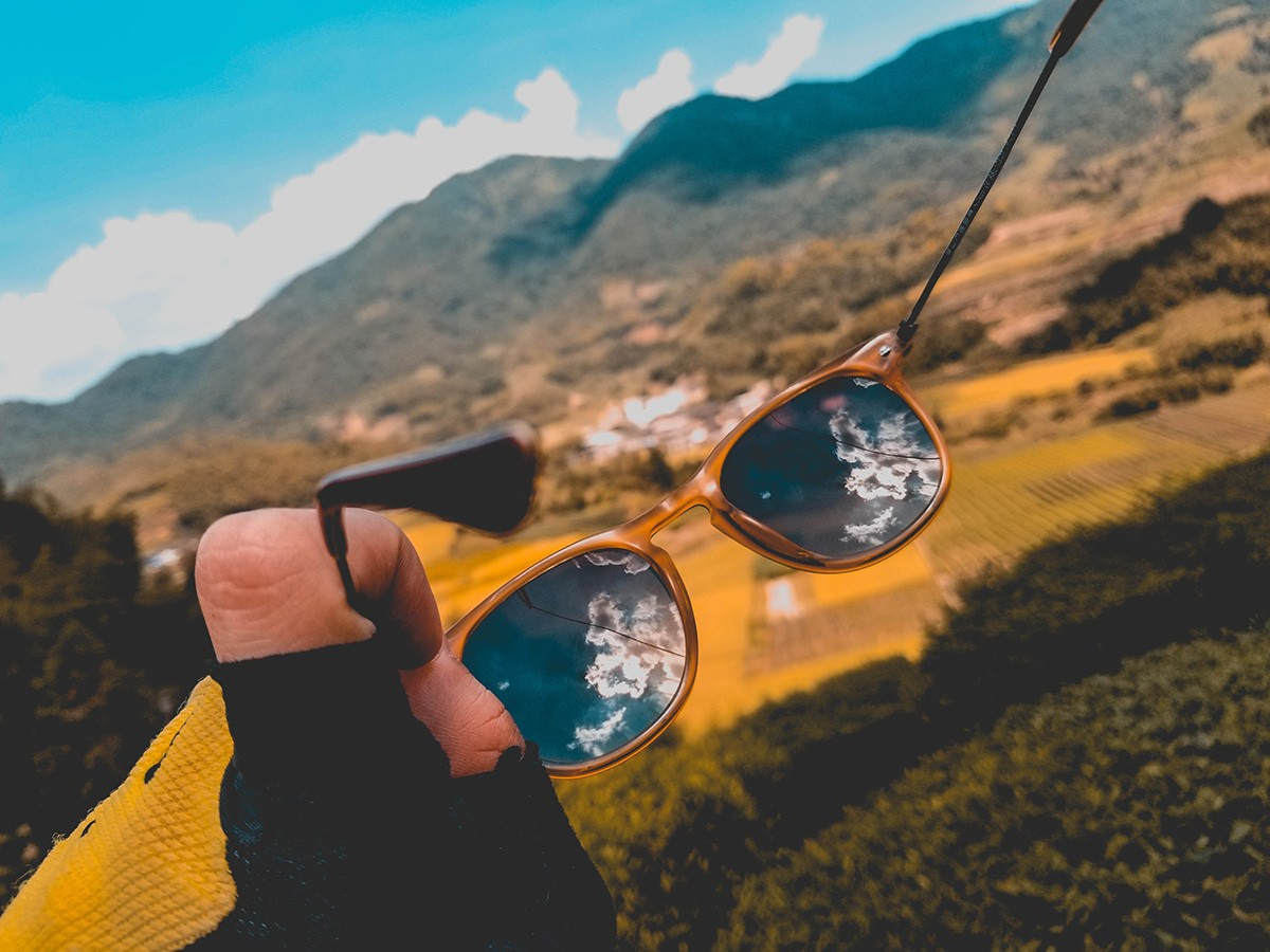 Eye care for outdoor adventurers