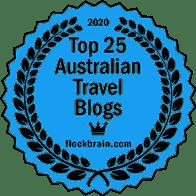 Flockbrain's Top 25 Australian Travel Blogs