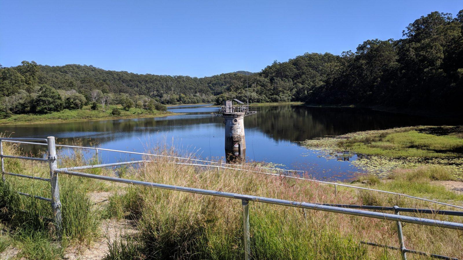 Gold Creek Reservoir Walk