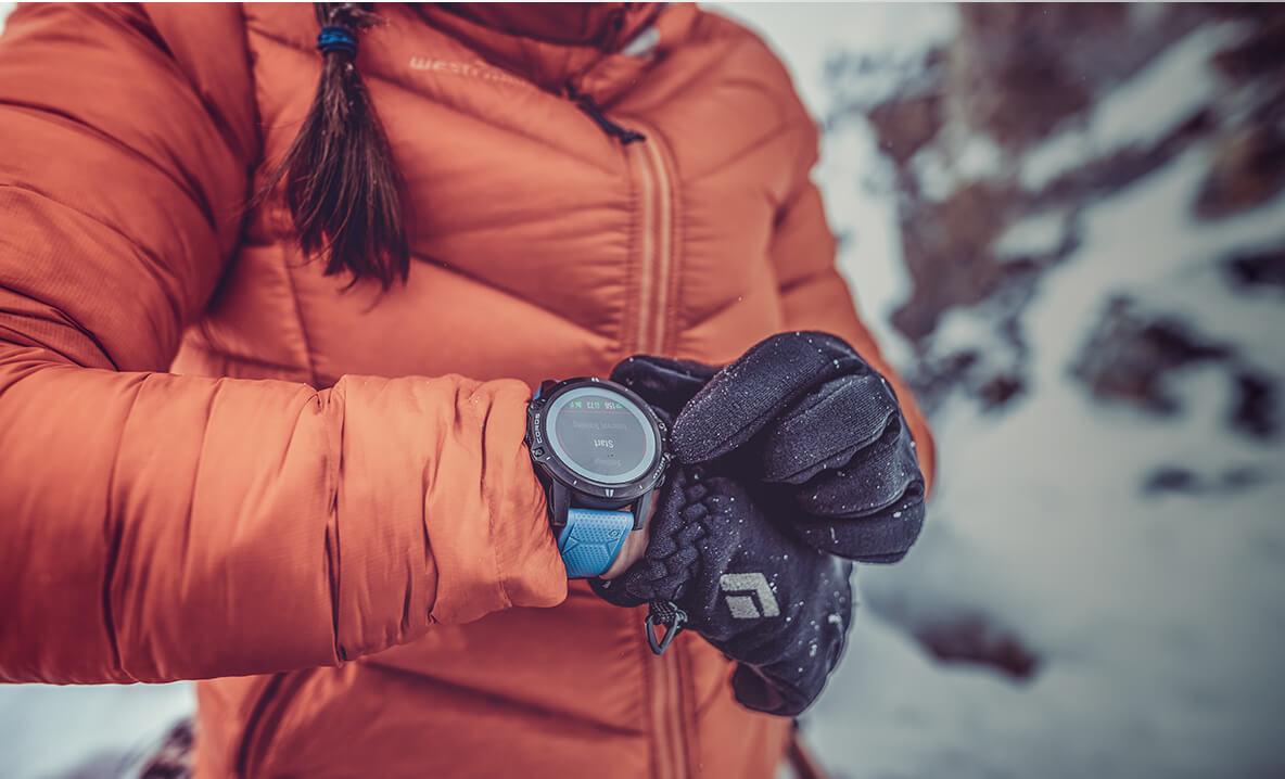 Coros VERTIX Adventure GPS Multisport Watch