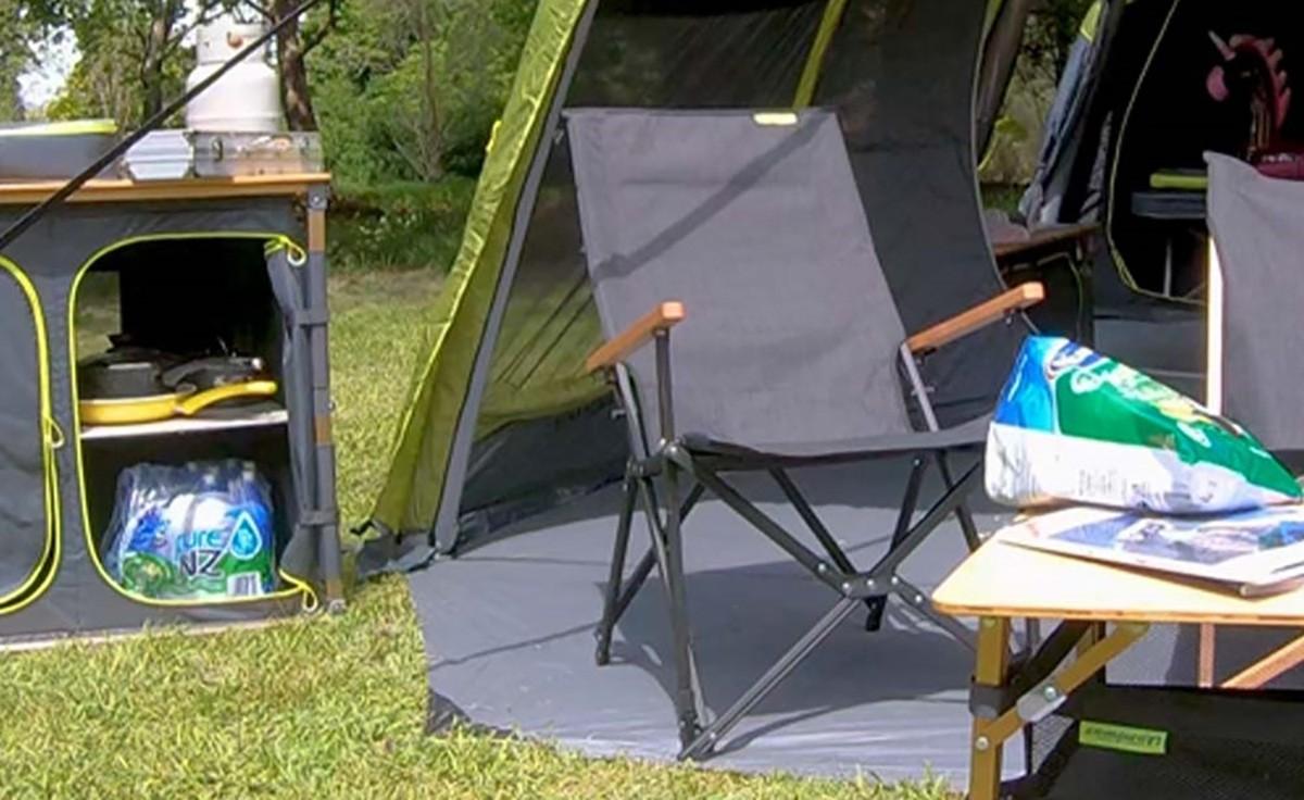 Zempire Roco Light Camp Chair