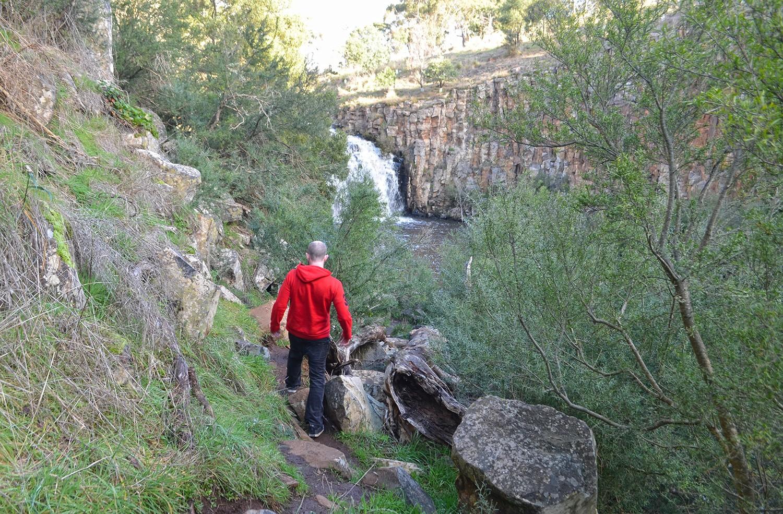 Loddon Falls - Glenlyon (Victoria)